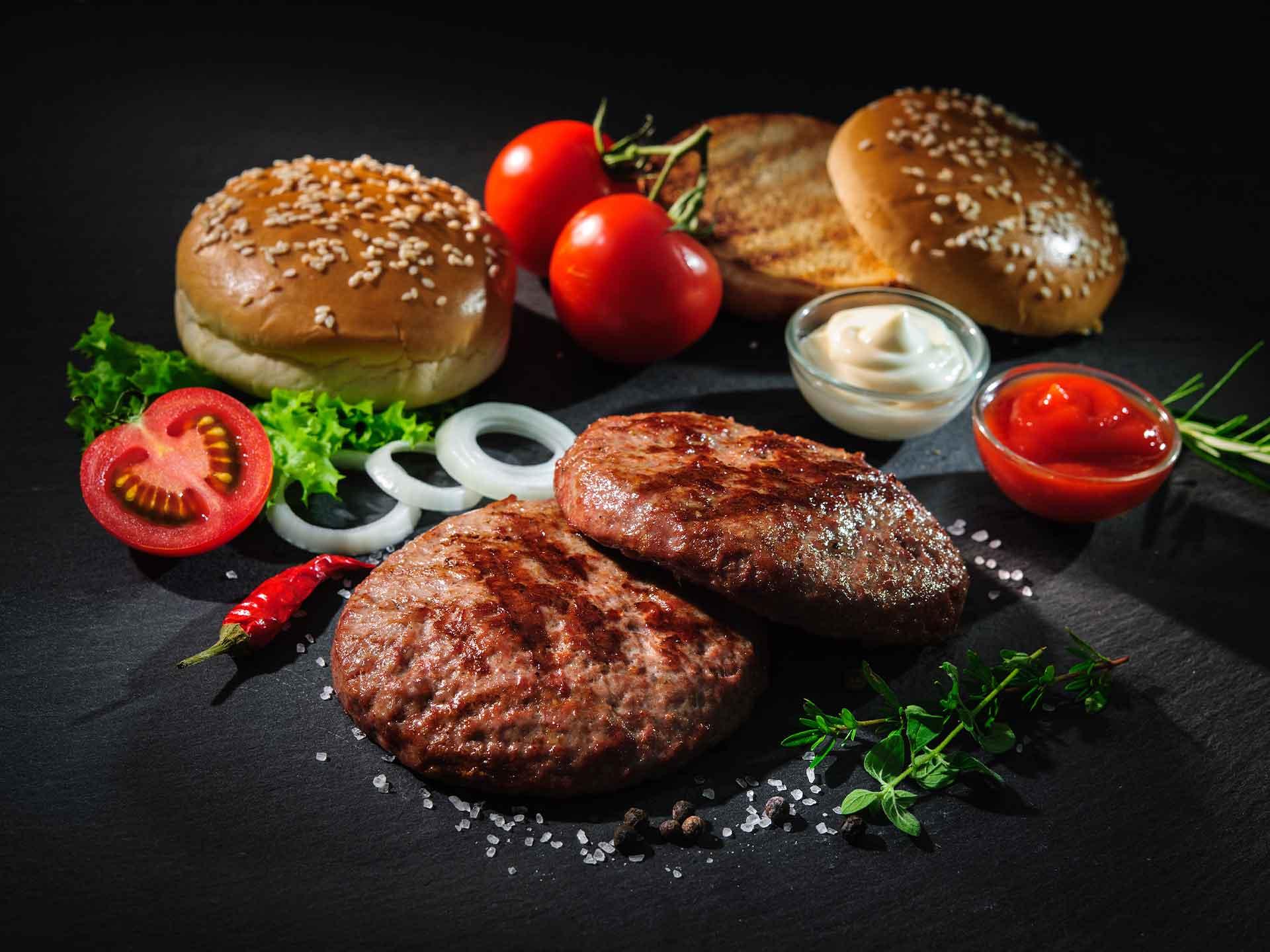 Burger Gusto Classico